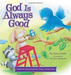 The Book I Bought for April: God Is Always Good