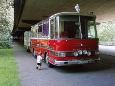 Setra S 7 bus