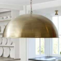 Our Highgate #pendant is perfect for bringing vintage period style to your #kitchen