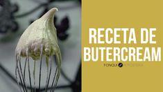 Receta de Buttercream