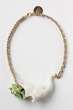 Eleflower Necklace