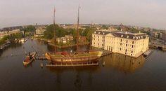 Scheepvaartmuseum ~ Amsterdam