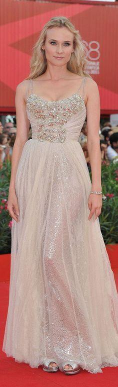 Diane Kruger Premiere #dress