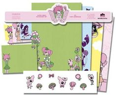 DHorse Deluxe Stationery Set: Fawn Gehweiler