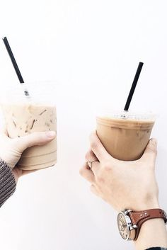 Iced coffee from Cafe Pronto – perfect for those days when you're in the moo. - C o f f e e - Kaffee Coffee Is Life, I Love Coffee, Coffee Art, Coffee Break, Iced Coffee, Coffee Drinks, Coffee Shop, Coffee Cups, Coffee Maker