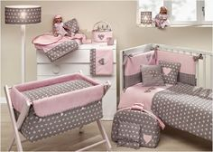 20 Latest Trend for Cute Baby Girl Room Ideas - Home Decor Ideas Baby Bedroom, Baby Room Decor, Girls Bedroom, Quilt Baby, Diy Bebe, Baby Set, Diy For Girls, Baby Cribs, Baby Sewing