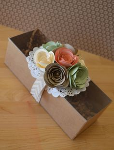 Idea de envoltorio para regalos - gift wrapping ideas