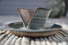 Handmade Ceramic Soap Dish by SunflowerSundries on Etsy