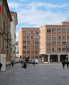 Mario Passanti, Paolo Perona, Giovanni Garbaccio - Municipal Technical Offices - Turin