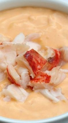 Lobster Bisque, more of a good thing! #Contest Shrimp Bisque, Seafood Bisque, Crab Bisque, Zoup Lobster Bisque Recipe, Shrimp And Lobster, Shrimp Pho, Lobster Stew, Lobster Dip, Lobster Salad