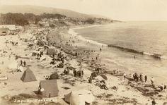 West Coast California, Orange County California, Places In California, California History, Vintage California, Pacific Coast, California Travel, Southern California, Orange County Beaches