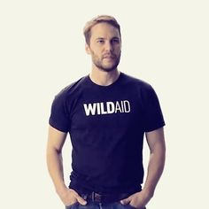 Taylor Kitsch for Wildaid video