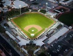 Scotttsdale stadium in the heart of downtown Scottsdale,AZ