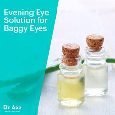 Evening Baggy Eyes Solution with Aloe Vera & Rosehip Oil Whether you call them bags under the eye Aloe Vera Gel, Doterra, Diy Masque, Rosehip Seed Oil, Lemon Essential Oils, Homemade Beauty Products, Natural Products, Beauty Care, Beauty Tips