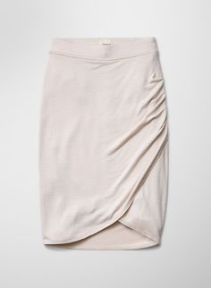 WILFRED FREE TYRA SKIRT - Tight and a little off center — a combination worth your time