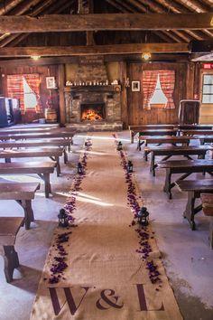 Destination Wedding: Sucrerie de la Montagne, Quebec, Canada