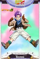 Dragon Ball GT - Trunks by DBCProject