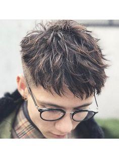 Haircut short punk Ideas for 2019 Trendy Mens Haircuts, Haircuts For Wavy Hair, Girl Haircuts, Hairstyles Haircuts, Short Punk Hairstyles, Asian Short Hair, Short Thin Hair, Asian Hair, Short Hair Cuts