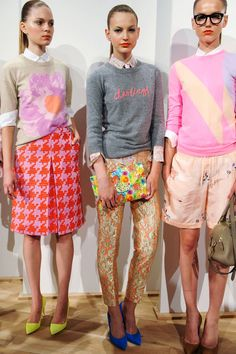 NEW YORK - J. Crew #runway #nyfw #fashion