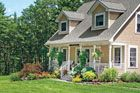 Best Foundation Plants for Stellar Curb Appeal; flowers/shrubs recommended along with instruction; newer way rather than old traditional way to make landscape showcase better; make sure they are correct distances apart and from house, especially for years to come; less maintenace that way; good slideshow (Lowes & Home Depot too, I believe, replaces shrubs & tree if die- not sure of time period-keep receipt though!)