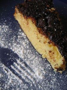 #Torta #ASI #arancia e #cioccolato