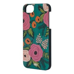 Rifle Paper Co. Spanish Rose iPhone 5 Case