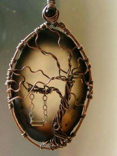 #collar #árbol #columpio #piedra #engarse #hermoso ❤