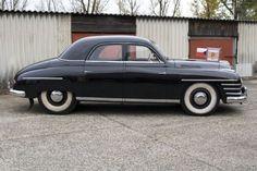 1948 Skoda VOS (government armored special) Limousine