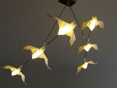 2-оригами птицы