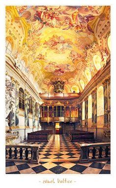 - Chateau Valtice -