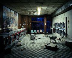 post-apocalyptic dirama - Lori Nix
