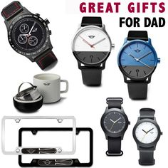 SHOP TOP Father's Day Gifts for the dad who loves all things Classic Mini and New MINI only at Mini Mania. SHOP the best in car parts and car accessories for every Classic Mini and New MINI model. . . . #minimania #mini #newmini #classicmini #minicooper #austin #morris #bmwmini #fathersday #gift #giftguide #cars #carparts Mini Cooper Accessories, Car Accessories, Fathers Day Gifts, Gifts For Dad, Classic Mini, Car Parts, Gift Guide, Dads, Model