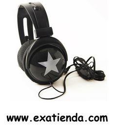 Ya disponible Auricular Pepegreen negro    (por sólo 14.89 € IVA incluído):   -Auriculares para ordenador y MP3 con control de volumen, con un rango de frequencia de 25-17,000Hz. -Diametro 40m, sensibilidad 108dB (SPLA 1KHz) tipo Jack 3.5mm.  -Color: Negro Garantía de 24 meses.  http://www.exabyteinformatica.com/tienda/1488-auricular-pepegreen-negro #auricular #exabyteinformatica