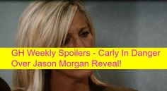 """These """"General Hospital"""" (GH) spoilers will get you ready for the week of Monday, November 2 through Friday, November 6. Call in sick to work – send the kids"""