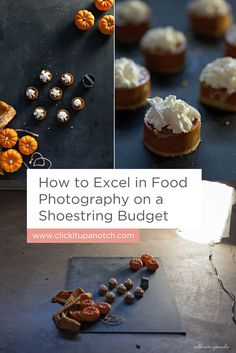 """I love her tip on the use of budget friendly lighting! Must read if you're interested in dabbling in food photography! Read - """"How to Excel in Food Photography on a Shoestring Budget"""""""