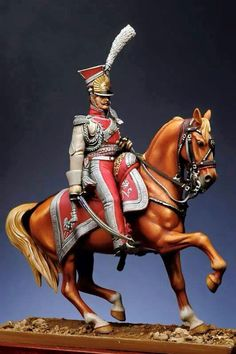Polish Lancers, parade dress.....