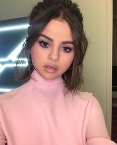 @hungvanngo: Giving our girl @selenagomez a modern take on the 60s for the @harpersbazaarus party tonight .