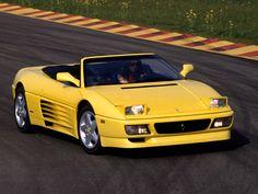 Ferrari 348 Spider '1993–95