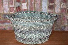 Large Seaspray Utility Basket