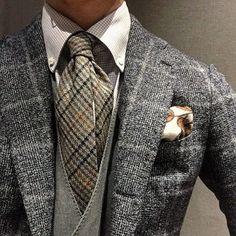 Suit Talk: 古典而優雅@un____usual