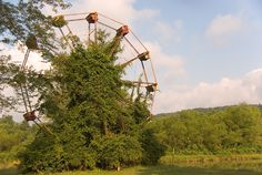 I will be photographing this abandoned amusement park in Mercer County soon. I hope.