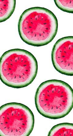 Watermelon summer wallpaper