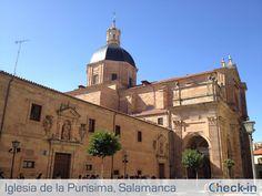 Convento de Las Ursulas A Salamanca, Castilla y León