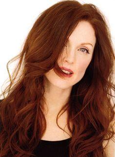 Dina Meyer Natural Hair Color