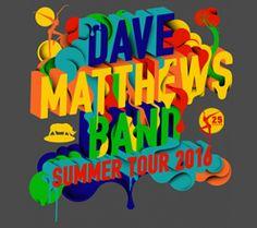 Merchbar May Hot Music Merch Chart: Dave Matthews, Alabama Shakes, Foo Fighters, More - Hypebot The Gorge Amphitheater, Chesapeake Energy Arena, Jones Beach, Dave Matthews Band, Foo Fighters, 25th Anniversary, Music Bands, Tours
