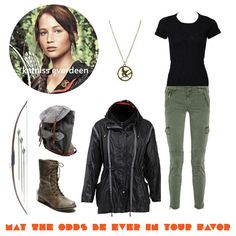 Katniss the mockingjay mockingjay hunger games and polyvore easy diy fitness inspired halloween costumes anytime health solutioingenieria Image collections