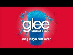 Dog Days Are Over | Glee [HD FULL STUDIO] - YouTube