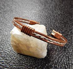 Excited to share the my hand made creations #etsy shop: Bracelet, Copper Bracelet, Cuff Bracelet, Copper and Silver Twist Cuff Bracelet http://etsy.me/2DK5sjB #jewelry #bracelet #copper #silver #anniversary #christmas #handmadejewelry #copperjewelry #artisanjewelry