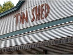 Tin Shed (Portland, OR) - Love their patio seating.