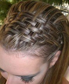 Teje tu cabello